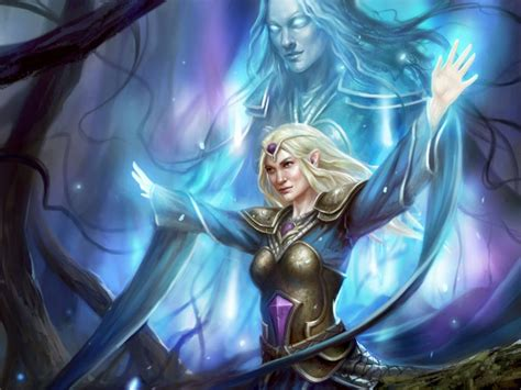 Magic Elves Guardians Of Middle Earth Galadriel Games
