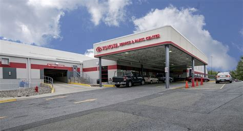 Mall Of Toyota by Fitzgerald Auto Malls Toyota Service Center