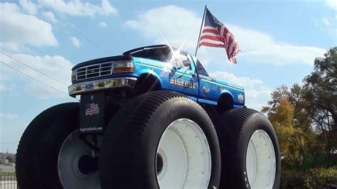 worlds best truck bigfoot 5 world 39 s tallest pickup truck home of bigfoot