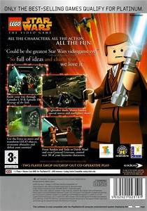 Lego Star Wars Playstation 2 Overview