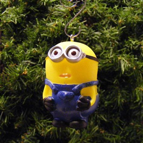 despicable me minion dave christmas ornament