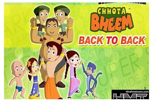 chota bheem in hindi video free download