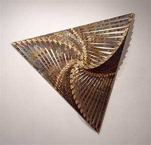 John Searles Artwork: Rotating Triangles   Original ...