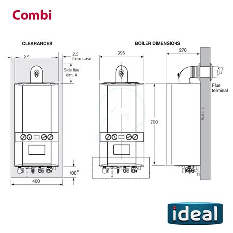 ideal independent  combi boiler easy pick pack