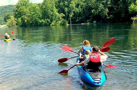 Table Rock Lake Canoe Rentals by Kayaking Branson Mo