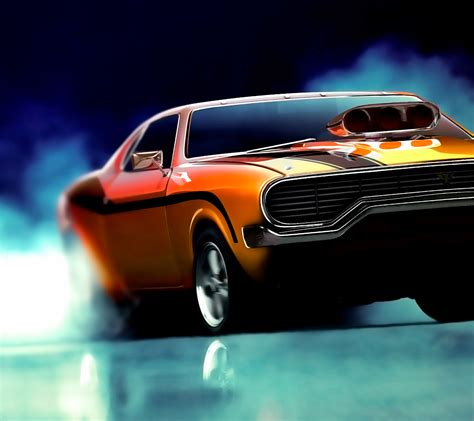 Download Muscle Car 1440 X 1280 Wallpapers