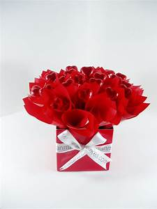 The gallery for --> Valentine Chocolate Bouquet