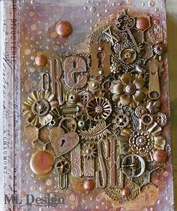 1179 best altered art images on pinterest altered art With what kind of paint to use on kitchen cabinets for papier mache recette