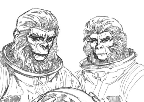 Planet Pulp Pota Pencils By Marclaming On Deviantart