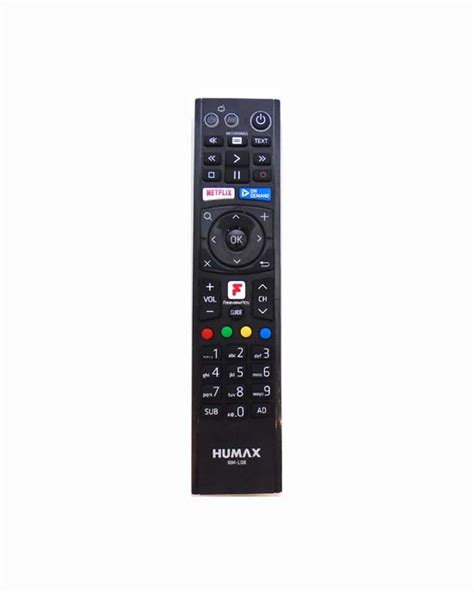 Genuine Humax RM-L08 FVP-4000T FVP-5000T PVR HD Remote