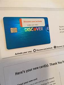 New Discover it Card Design - myFICO® Forums - 4683929
