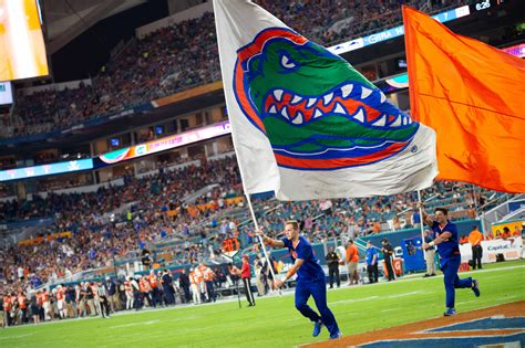 Florida Gators Halt Football Activities After 19 Positive ...