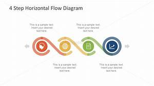 4 Step Powerpoint Diagram Infographics
