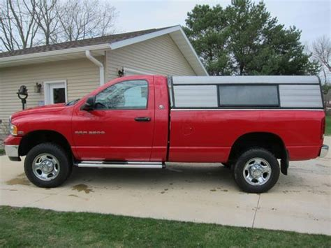 2 door trucks for buy used 2005 dodge ram 2500 slt standard cab 2