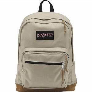 JanSport Right Pack Backpack (Desert Beige) JS00TYP79RU B&H  Jansport