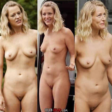 Ellie Cornell  nackt