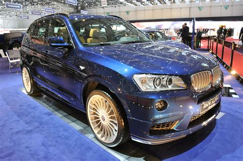 Alpina Tunes Its First Crossover, Xd3 Bi-turbo Results