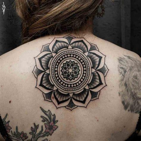 upper  mandala tattoo  girl  tattoo ideas gallery