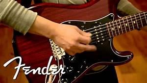 Fender Modern Player Stratocaster Hsh Demo