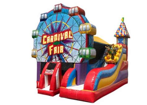 Carnival Bounce House Rentals