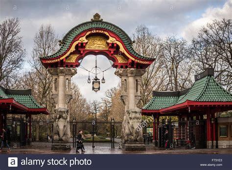 Zoologischer Garten Nach Brandenburger Tor by Garten Stockfotos Garten Bilder Alamy