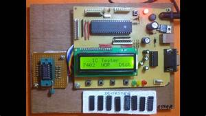 Digital Ic Tester Using Microcontroller