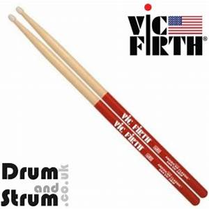 Drum and Guitar - Vic Firth Grip Sticks