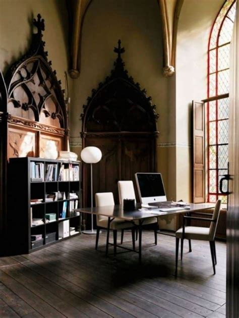 Unique House Gothic Decor Style Wearefound Home Design