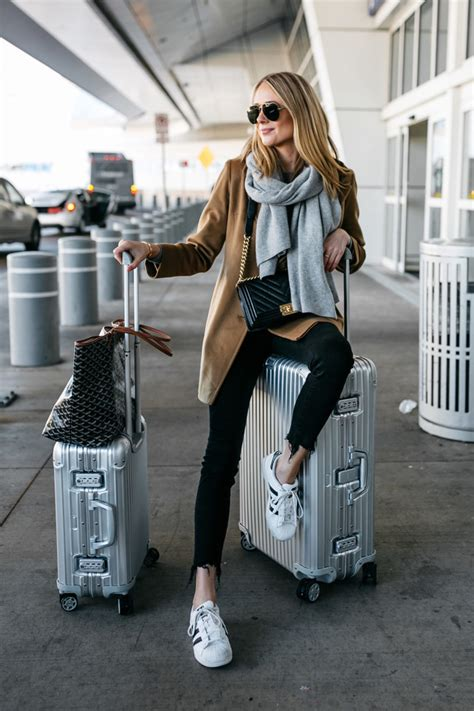 My Airport Style for Winter | Fashion Jackson