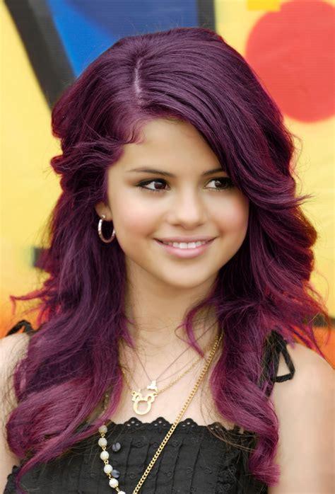 10x Purple Hair Annylena