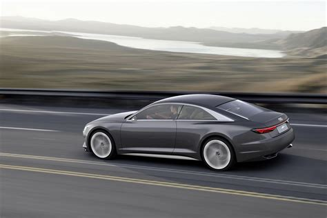 audi prologue  hybrid  system  piloted driving