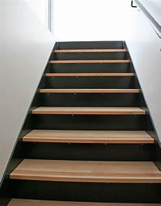 Marche Bois Escalier : marches antid rapantes pour la s curit ehi escalier ~ Premium-room.com Idées de Décoration