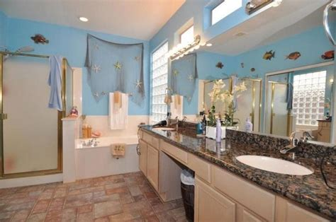 Seashell Bathroom Ideas by Seashell Bathroom Decor 2 Types 30 Photo Bathroom