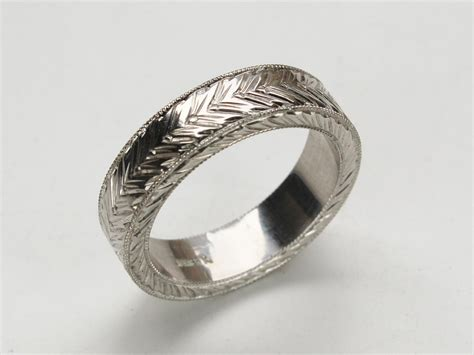 men s carved ring keezing kreations boston ma