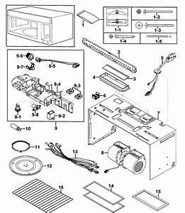 Samsung Microwave Parts