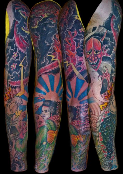 sleeve tattoos page