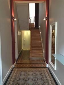 Décoration D Escalier Intérieur : cage d 39 escalier restaur e maison de ma tre verviers 2 int rieur maison pinterest ~ Nature-et-papiers.com Idées de Décoration