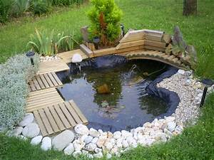 photos bild galeria decoration bassin de jardin With decoration bassin de jardin