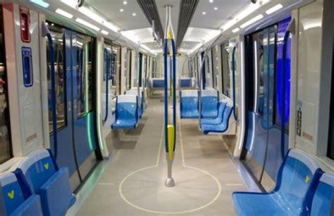 azur siege les voitures de métro azur mises en service ce dimanche