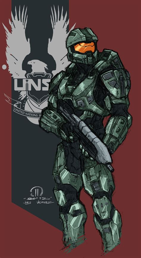 Master Chief Character Comic Vine