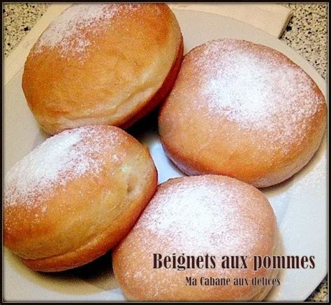recette beignet aux pommes facile recettes faciles recettes rapides de djouza