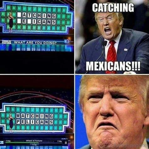trump memes cnn fake donald mexicans vs catching
