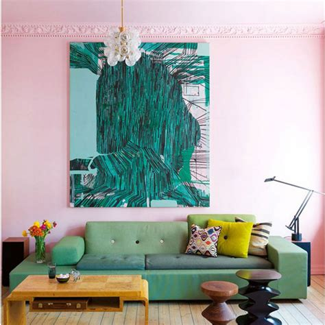 colours for home interiors colour crush emerald green with pink robinson