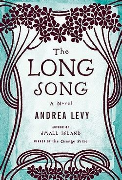 The Long Song By Andrea Levy Review Bookpage Bookpage