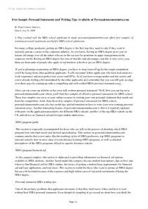 personal statement for a resume writing cv exle personal statement