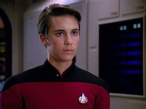 The Wesley Crusher Appreciation Post | thenerdsofcolor