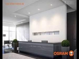Osram Led Star Par16 : osram led star par16 35 youtube ~ Buech-reservation.com Haus und Dekorationen