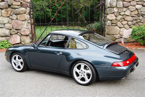 1995 993 Carerra Coupe (c-2) (sold-sold-sold