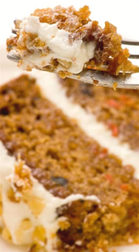 Add the walnuts, coconut, carrot puree and pineapple. Trisha Yearwood Family Carrot Cake Recipe | Desserts ...
