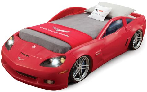 Corvette Car Bed - corvette car bed